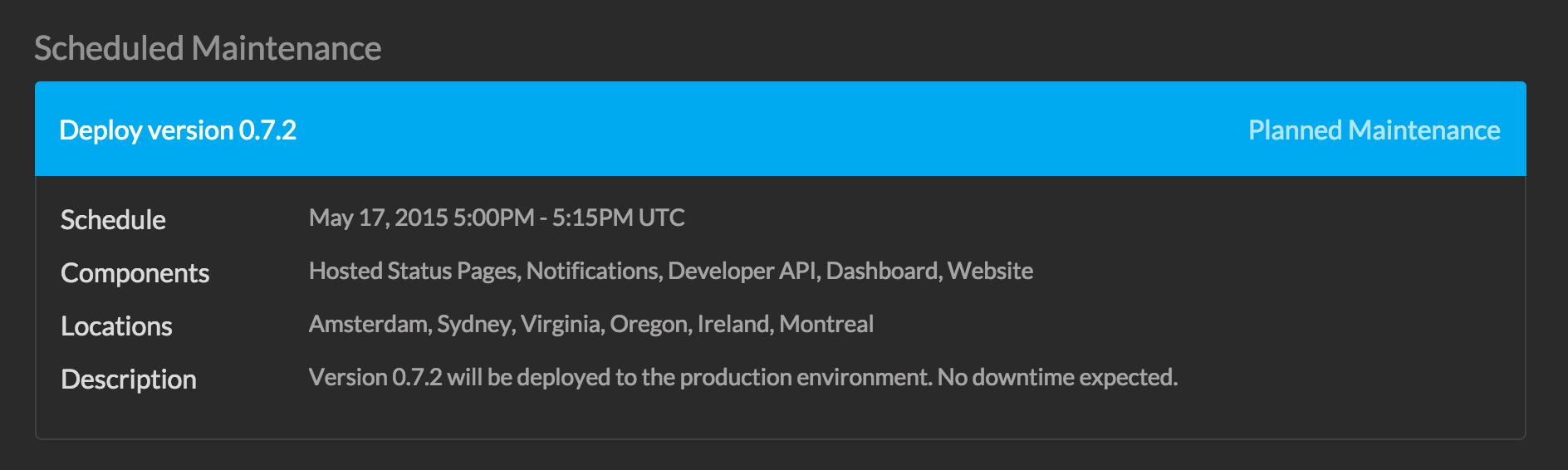 scheduled-maintenance-example